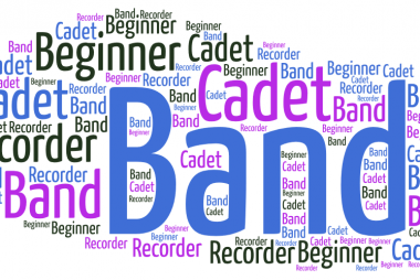 Recorder, Beginner, Cadet Band